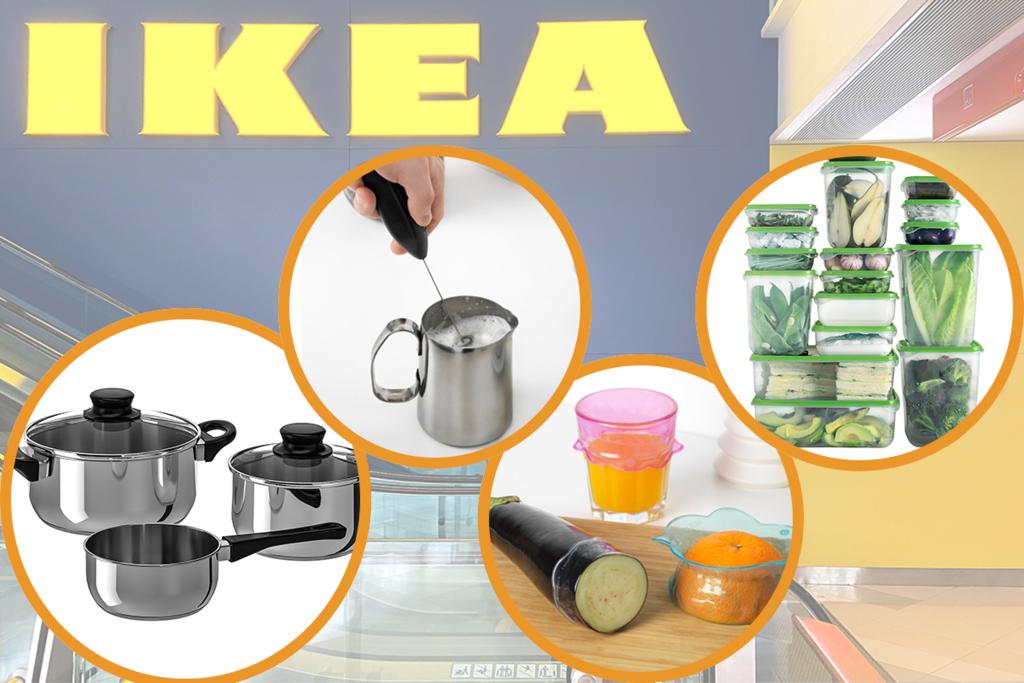 【IKEA廚具】平靚正$150有找!10款高CP值IKEA廚具好物推介 消委會高分平底鑊/伸縮保鮮蓋/牛奶打泡器/食物盒套裝