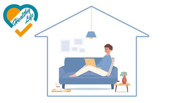 在家工作少運動 脂肪肝風險增