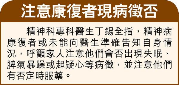 麗瑤邨69歲翁頭中刀亡 涉案妻精神分裂抑鬱