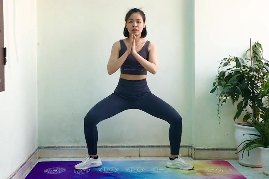 【減肥運動】初學者適用!在家5分鐘快速瘦腿運動 5個超簡易動作有效收緊小腿線條/去水腫