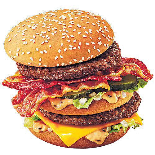 麥當勞出「姜B餐」 夥姜濤推全新煙肉巨無霸