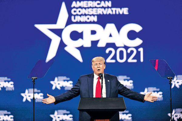 特朗普暗示2024年再選總統 澄清不組新黨 批拜登表現「災難」