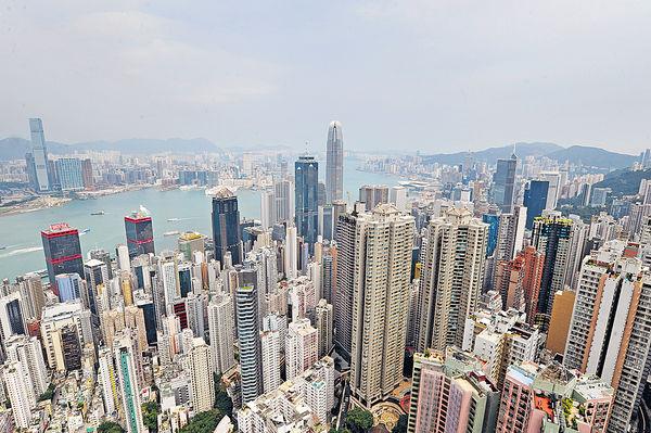港豪宅價跌6.9% 仍居全球第二貴