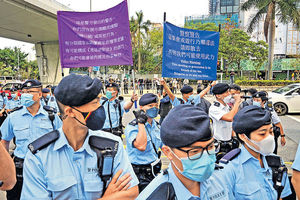 泛民初選47人 涉顛覆國家提堂 控方反對保釋 辯方稱押後時間過長