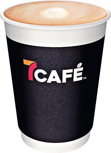 超值$10試飲 歎7Café醇白鮮奶咖啡