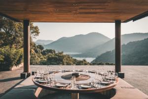 【戶外餐廳推薦 2021】清水灣隱世峇里風泰式私房菜餐廳Villa 戶外打卡海景+大自然山林景歎泰國菜