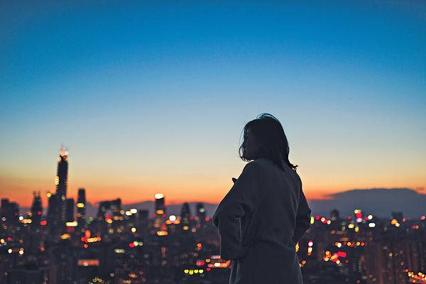 安靜獨處讓身心療癒