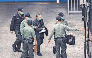 47泛民申保釋 聆訊3天未裁決