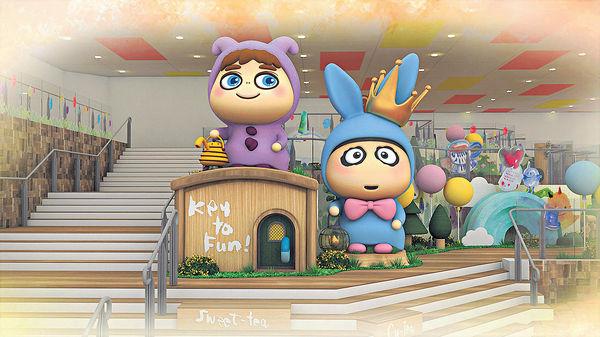 領展啟田商場大升級 「Key To Fun 」奇幻之旅 5大派對歡迎你