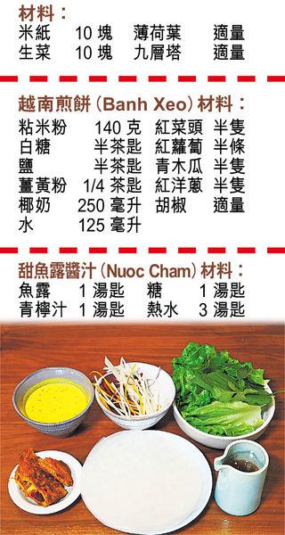 大廚教煮 地道越南米紙卷