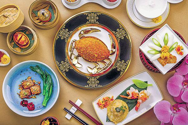 米芝蓮3星中菜館 新推星級套餐