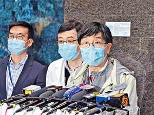 鼻腔新冠毒 疫苗也難防 病毒複製力超越抗體保護