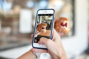 【Instagram】IG Story限時動態過百款GIF動圖關鍵字分享 日系簡約/文青手繪/歐美風插畫/可愛插圖食物篇