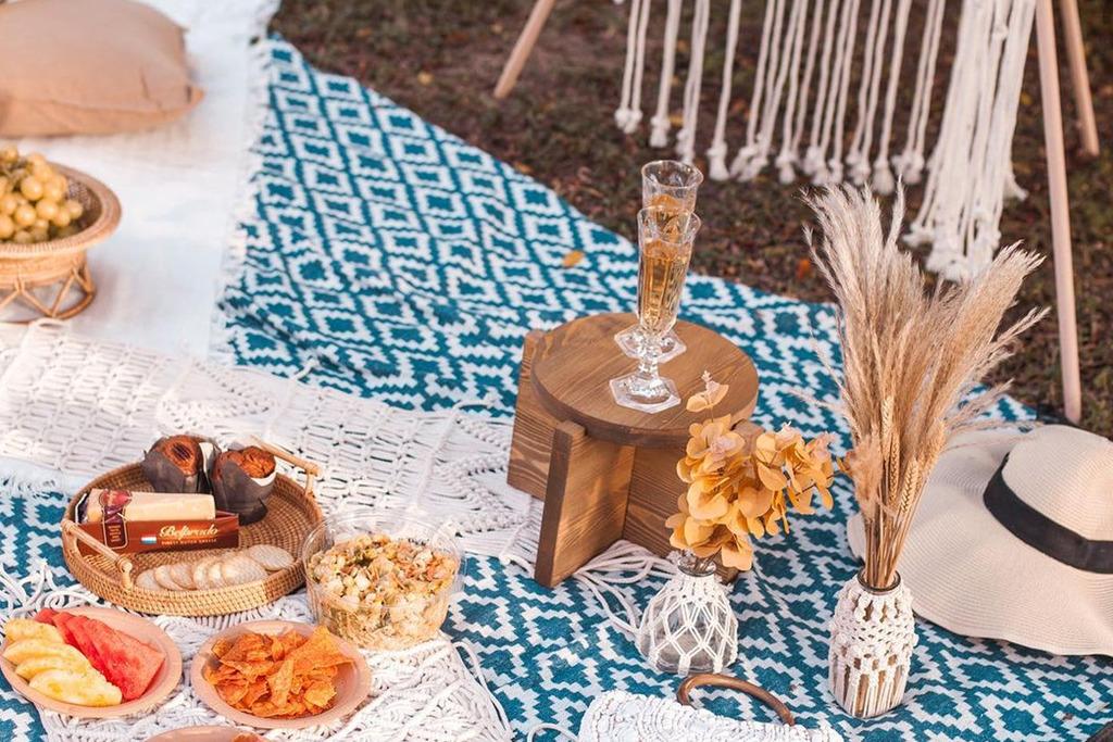 【野餐】野餐道具租借服務!打卡野餐佈置輕鬆拍出美照 波希米亞風/經典復古風/摩洛哥風/法式田園風