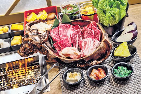 牛舞Gyumai 歎燒肉放題+涮涮鍋