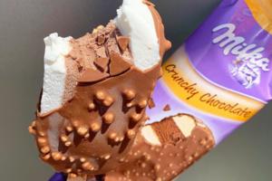 【德國超市必買】Milka朱古力雲呢拿雪糕登陸外國超市 榛子朱古力+雲呢拿味/另有脆皮雪條!