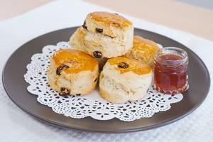 【英式鬆餅食譜】4步簡單整出英女皇最愛下午茶點   氣炸鍋英式鬆餅食譜