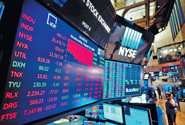 股票強弱的明與暗