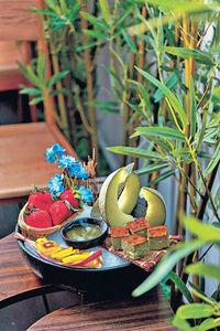 旺角江戶風小店 和味燒肉+靚料火鍋