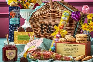 【復活節2021】Fortnum & Mason春日復活節系列產品 復活蛋/限定復活節茶葉/朱古力兔/禮籃
