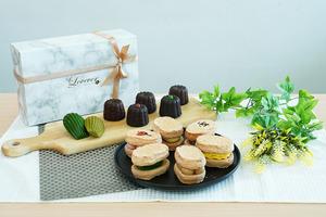 【散水餅2021】可送上門!藍帶師傅主理法式甜品店   超過10款達克瓦茲/流心可麗露/瑪德蓮