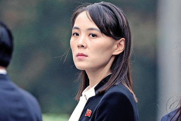 金與正譴責美韓軍演 警告拜登「勿製造事端」