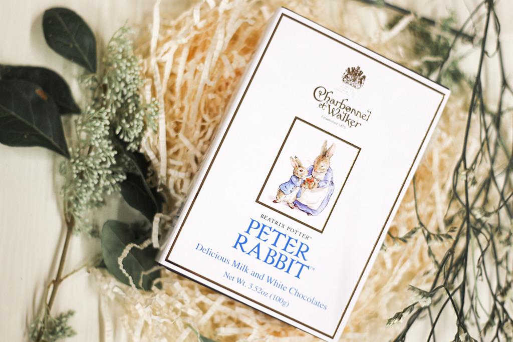 【復活節2021】Charbonnel et Walker推出復活節系列朱古力 手工蛋形禮盒/松露朱古力復活蛋/彼得兔禮盒