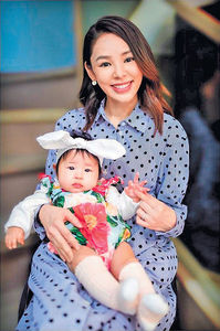怕女兒唔認得媽咪 譚凱琪想訂造人形公仔放屋企