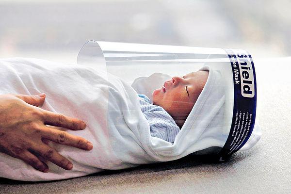 首宗母子垂直感染 日本嬰兒出生即確診