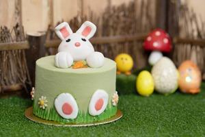 【復活節蛋糕】復活節蛋糕推介!8大酒店特色蛋糕一覽 復活兔伯爵茶朱古力蛋糕/綠茶慕絲蛋糕/朱古力松露蛋糕/草莓甘筍蛋糕