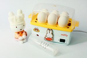 【廚具優惠】香港設計創意Miffy廚具網購限時7折優惠! 超實用Miffy多功能蒸煮神器/多士爐