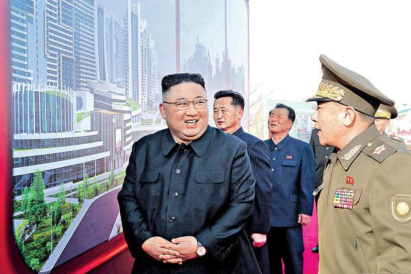 北韓試射短程導彈 拜登︰不是挑釁