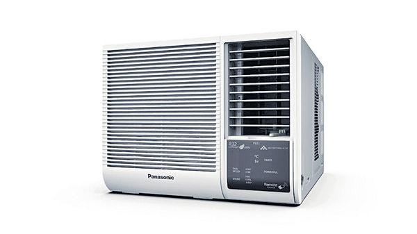 Panasonic變頻窗口式空調 慳電30%兼抑制病毒