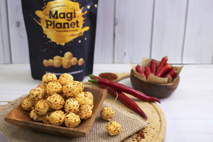 【復活節2021】香港星球工坊Magi Planet人氣口味回歸!升級版青花椒麻爆谷登場