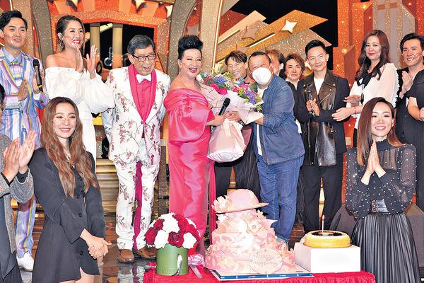 曾志偉承諾年尾節目回歸 薛家燕再做《流行經典》全靠事業綫