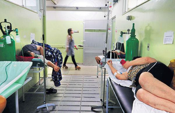 巴西染疫插喉病人死亡率83% 超英墨