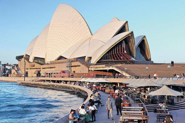 兩國旅客入境免隔離 澳紐本月19日啟旅遊氣泡