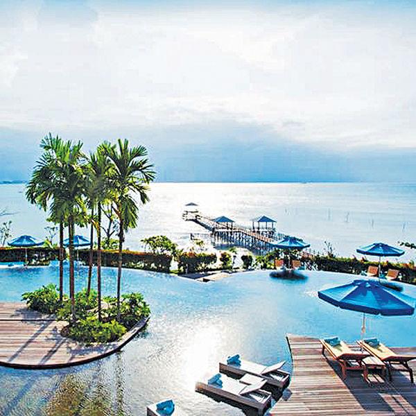 閒遊小峇里島——巴淡島