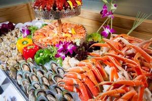 【酒店自助餐】香港九龍維景酒店海鮮自助晚餐低至56折優惠!$299任食阿拉斯加雪蟹腳/燒安格斯牛排/Mövenpick