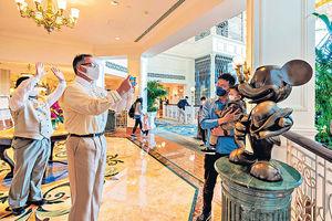 港迪士尼新CEO莫偉庭 深入前綫身體力行