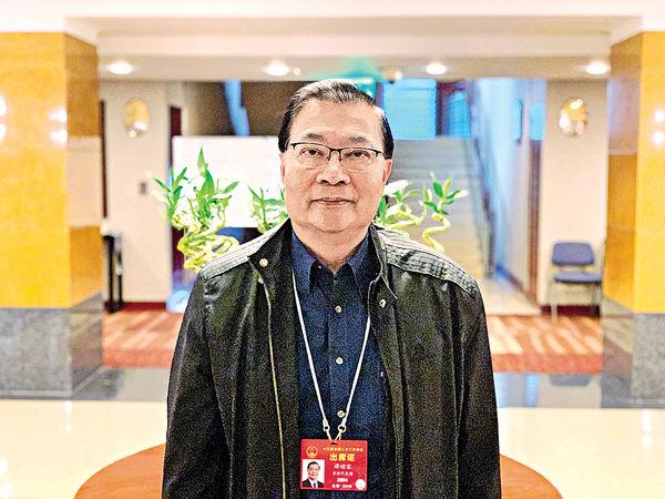 區議會改組 譚耀宗料換屆前研究