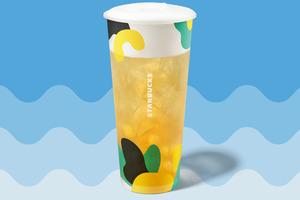 香港星巴克Starbucks新推3款Teavana茶飲!首推生酮甜品及輕食/可愛小刺蝟主題系列杯登場