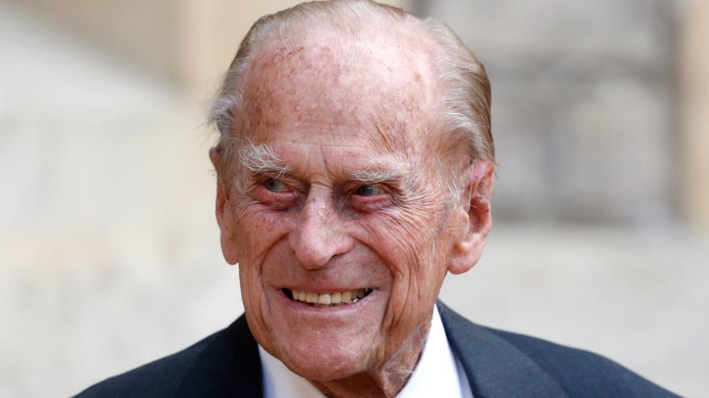 白金漢宮宣布菲臘親王逝世 終年99歲