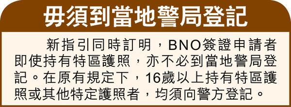 BNO簽證新指引 配偶子女可分開申請 專家:「太空人」空間或增大