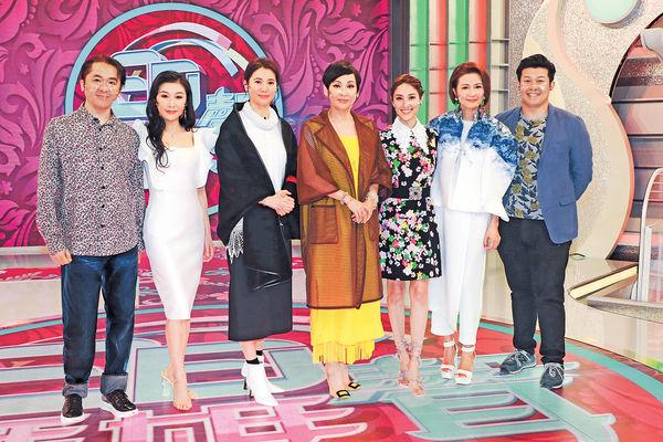 TVB綜藝節目手法新