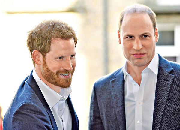 兄弟首公開懷念菲臘親王 威廉:非凡人物 哈里讚祖父幽默