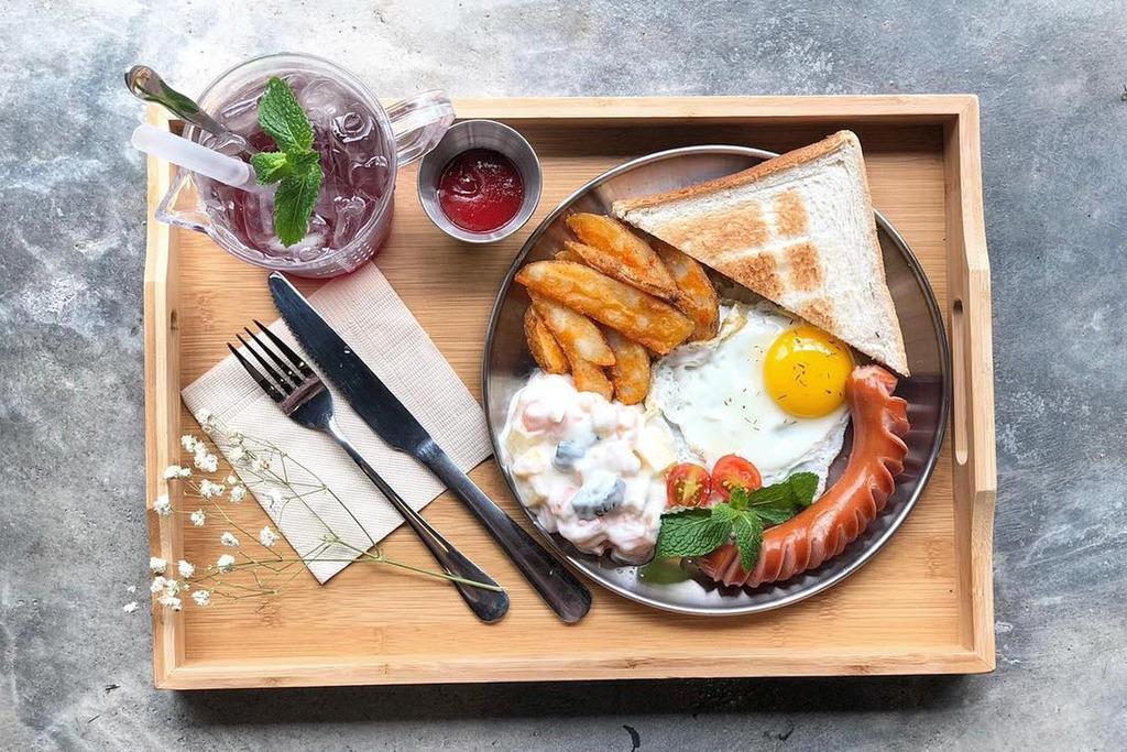 【香港早餐推介2021】香港5間All Day Breakfast推介 露天Cafe/人氣小店歎英式全日早餐/eggs benedict/bagel