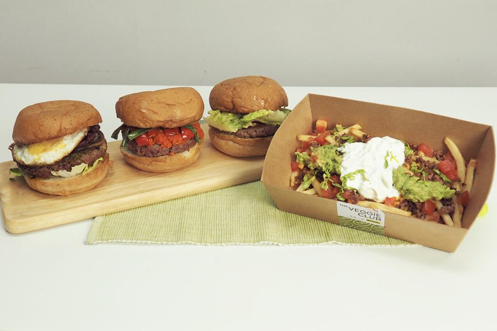 【素食外賣】直送上門!全新素食漢堡外賣專門店  多款植物肉扒/純素漢堡/牛油果薯條