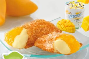 【馬來西亞麥當勞2021】麥當勞馬來西亞限定芒果甜品 流心芒果批/芒果麥旋風雪糕