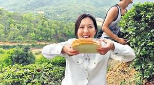 唐詩詠隔空送麵包 林子善生日喊住多謝阿媽